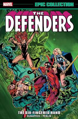 The Defenders Epic Collection #6