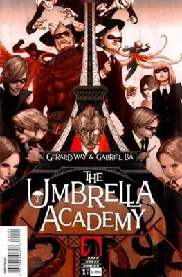 The Umbrella Academy (Comic-Book) #1