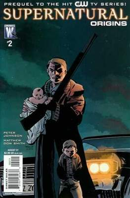Supernatural: Origins (Comic-book / Digital) #2
