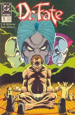 Doctor Fate Vol 2 (1988-1992) #9
