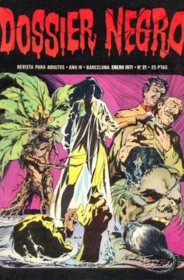 Dossier Negro (Rústica y grapa [1968 - 1988]) #21