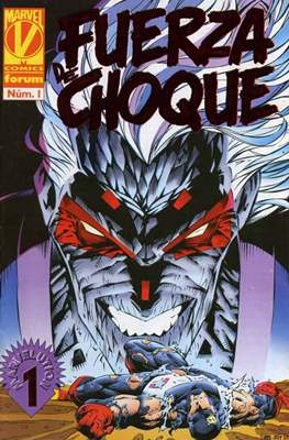 Fuerza de Choque Vol. 2 (1996-1997)