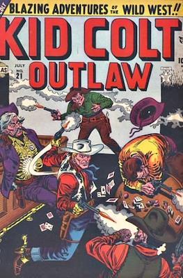 Kid Colt Outlaw Vol 1 #21