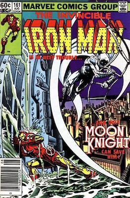 Iron Man Vol. 1 (1968-1996) (Comic book) #161