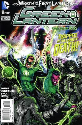 Green Lantern Vol. 5 (2011-2016) (Comic book) #18