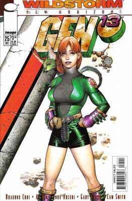 Gen 13 (1997-2002) (Comic Book) #25