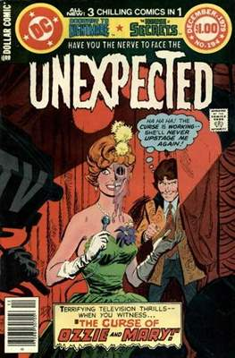 The Unexpected (Grapa) #194