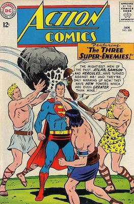 Action Comics Vol. 1 (1938-2011; 2016-) (Comic Book) #320