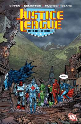 Justice League International #6