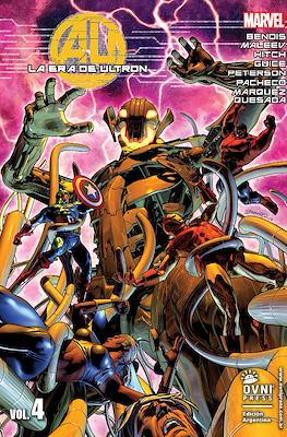 La Era de Ultron (Rústica) #4