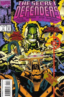 Secret Defenders Vol 1 (Comic-Book) #11