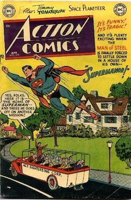 Action Comics Vol. 1 (1938-2011; 2016-) (Comic Book) #179