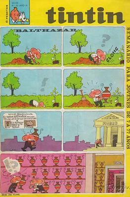 Tintin (Grapa 20 pags.) #63