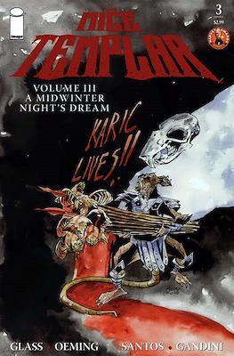 The Mice Templar Vol. 3 A Midwinter Night´s Dream (Grapa) #3