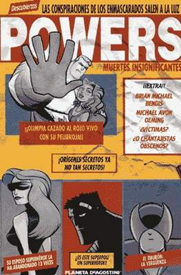Powers (2002-2005) (Rústica 96-142 pp) #3