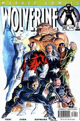 Wolverine (1988-2003) (Comic Book) #172