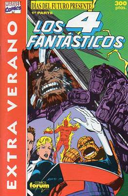 Los 4 Fantásticos Vol. 1. Especiales (1983-1994) (Grapa 64 pp) #3