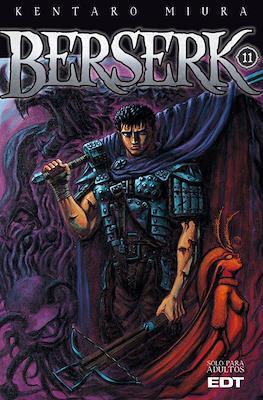 Berserk (Rústica con sobrecubierta) #11