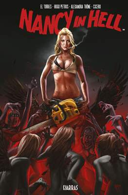 Nancy in Hell (Cartoné 116 pp) #1