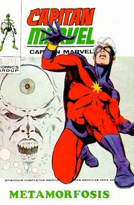 Capitán Marvel Vol. 1 (1969-1974) (Rústica) #12