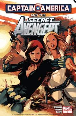 Captain America & Secret Avengers