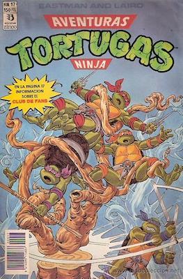 Aventuras Tortugas Ninja (Grapa) #17