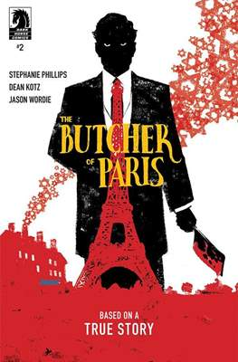 The Butcher of Paris (Comic Book) #2
