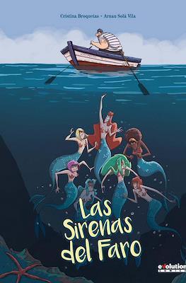 Las sirenas del faro (Cartoné 80 pp) #