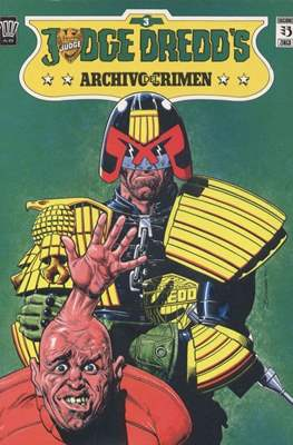 Judge Dredd`s. Archivo del crimen #3