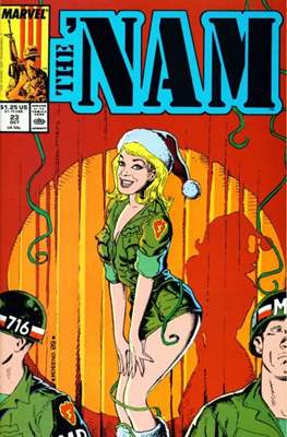 The 'Nam Vol 1 (Comic-book.) #23