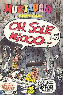 Mortadelo Especial / Mortadelo Super Terror (Grapa 100 / 76 pp) #137