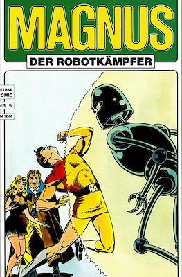 Magnus: Der Robotkämpfer (Softcover. 48 pp) #5