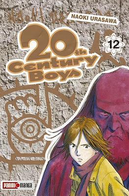 20th Century Boys (Rústica) #12