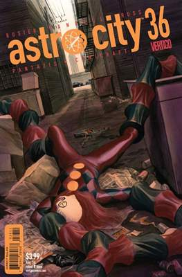 Astro City (Comic Book) #36