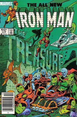 Iron Man Vol. 1 (1968-1996) (Comic book) #175