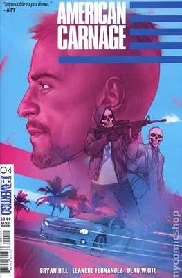 American Carnage (Comic book) #4