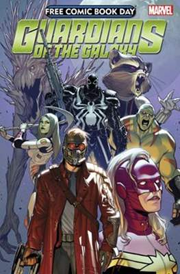 Guardians Of The Galaxy: Free Comic Book Day 2014 Special