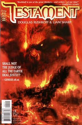 Testament (Comic-Book) #2