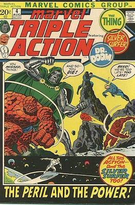 Marvel Triple Action Vol 1 (Comic-book.) #4