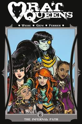 Rat Queens (Softcover) #6
