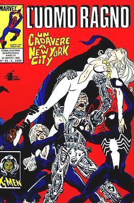 L'Uomo Ragno / Spider-Man Vol. 1 / Amazing Spider-Man #45