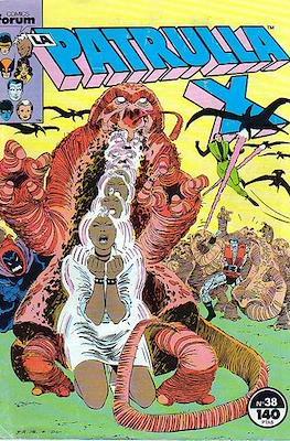 La Patrulla X Vol. 1 (1985-1995) (Grapa) #38