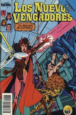 Los Nuevos Vengadores Vol. 1 (1987-1994) (Grapa 32 pp) #43
