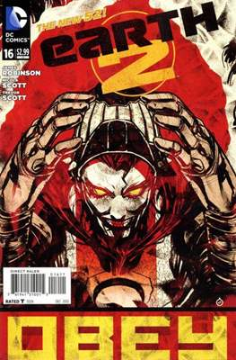 Earth 2 (2012-2015) (Grapa) #16