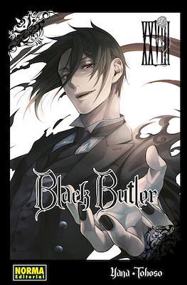 Black Butler (Rústica con sobrecubierta) #28