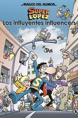Magos del humor (1987-...) (Cartoné) #207