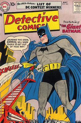 Detective Comics Vol. 1 (1937-2011; 2016-) (Comic Book) #243