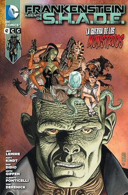 Frankenstein: Agente de S.H.A.D.E.