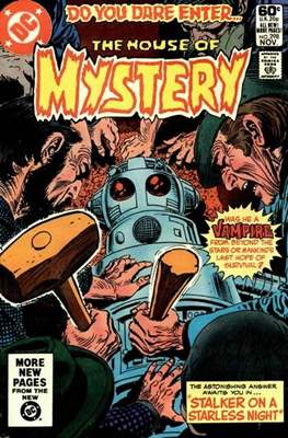 The House of Mystery (Grapa) #298
