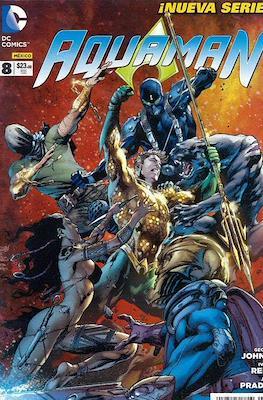 Aquaman (Grapa) #8